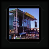 Large Concert Sound System for Outdoor Festival