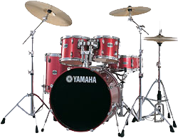 Yamaha Drums | Backline Drum Rental Las Vegas