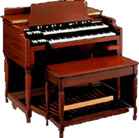 Hammond B3 Organ Rental in Las Vegas