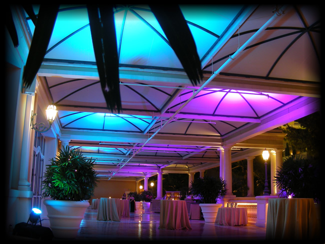 Decor lighting with LED fixtures for special event ... & Special Event Lighting | Decor Lighting | Stage Lighting | AV Vegas azcodes.com