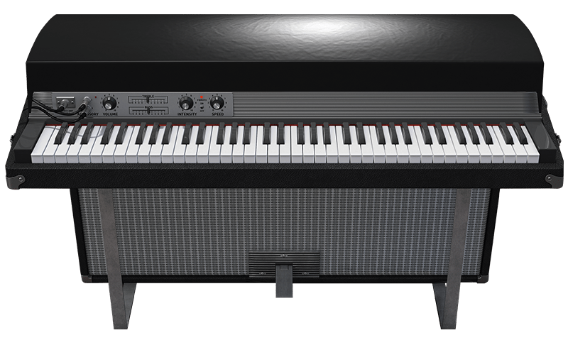 Fender Rhodes Electronic Piano Suitcase 73