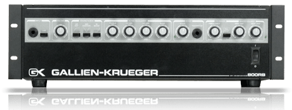 Gallien Kreuger GK800rb Bass Guitar Amp