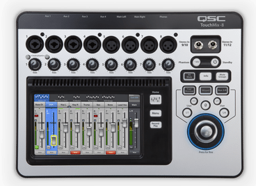 Audio Consoles Less Than 16 Channels