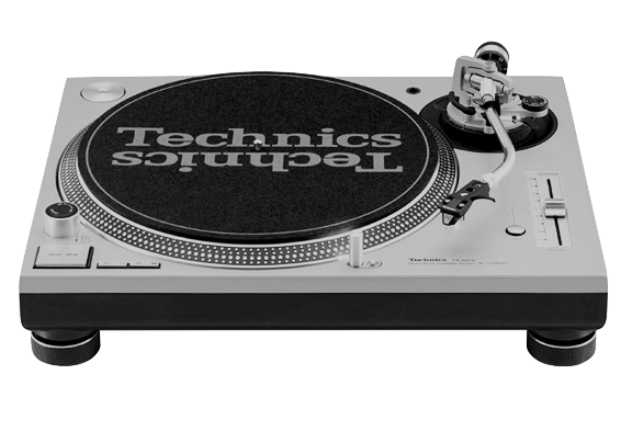 Technics 1200 Turntable for playing records