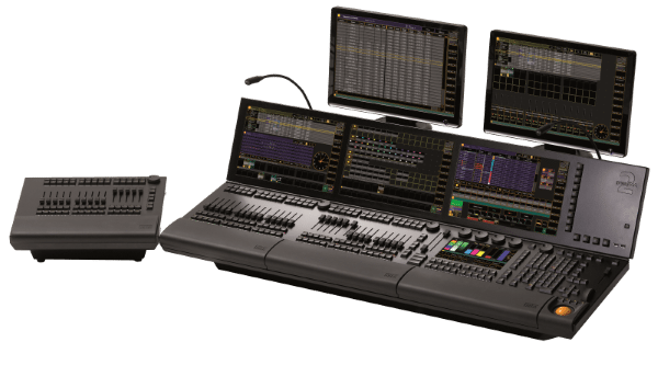 Grand MA2 Fullsize Lighting Console
