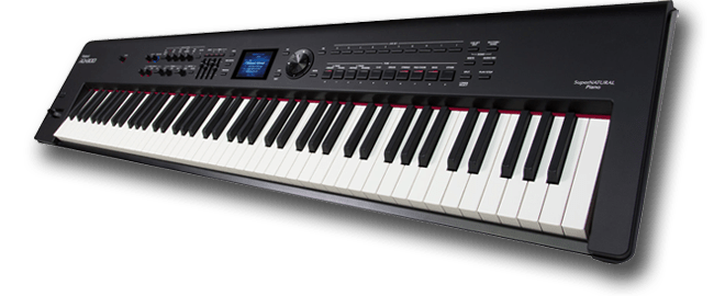 Roland RD-800 Stage Piano for live concerts