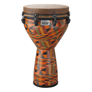 side view of a Remo Djembe World Drum
