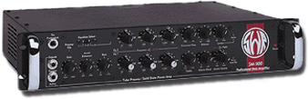 front view of SWR SM900 Bass Amplifier