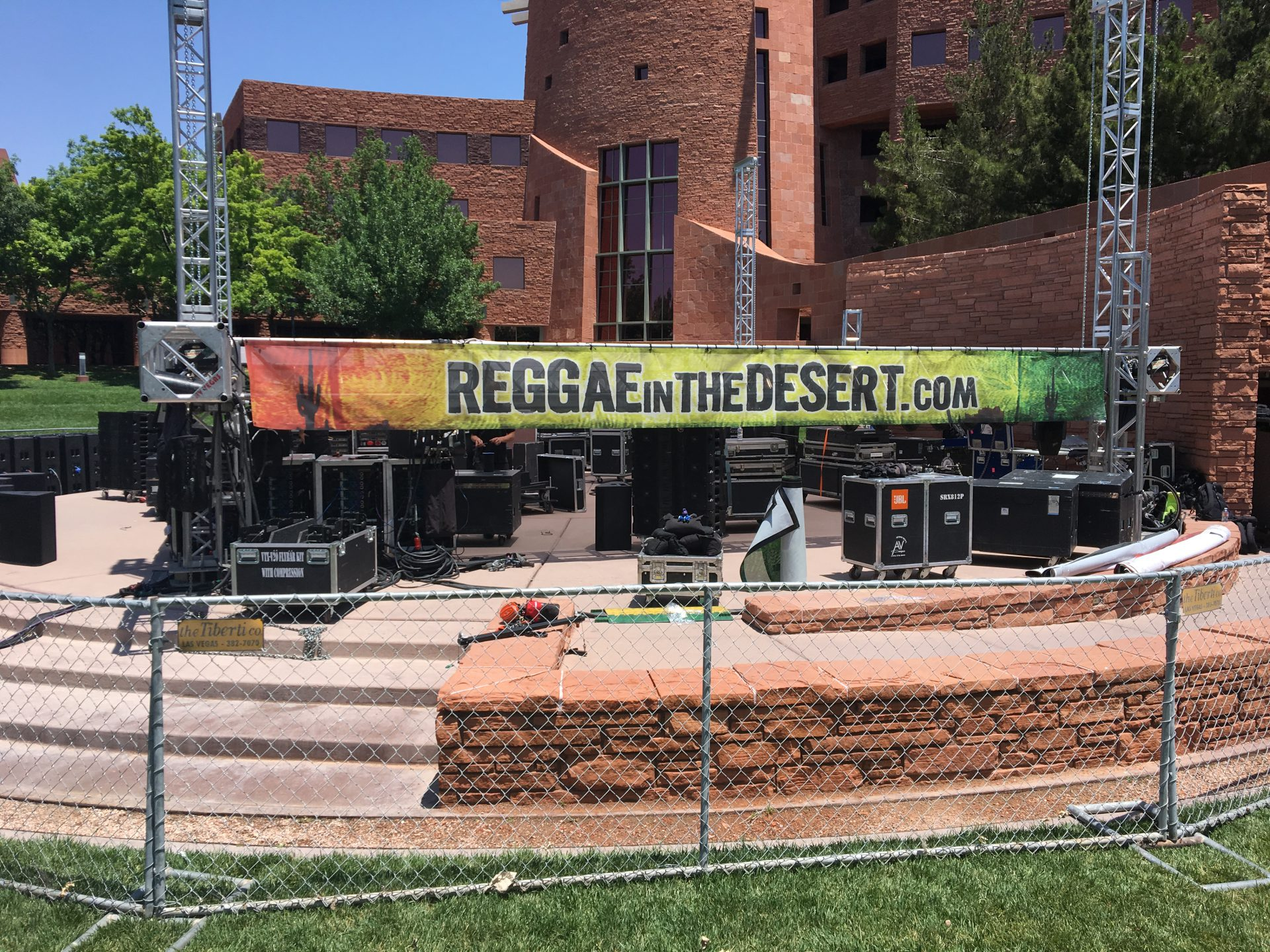 Reggae in the Desert 2018