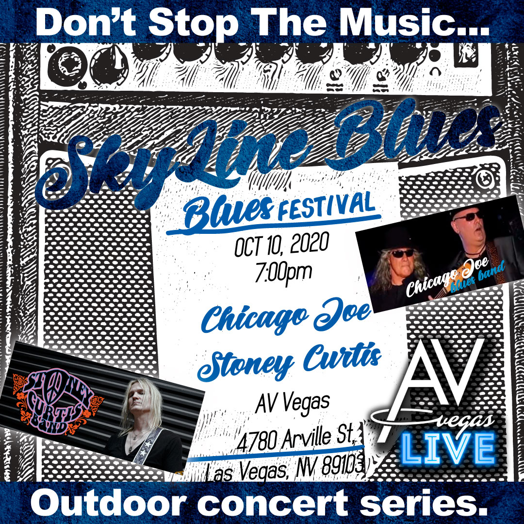 AV Vegas Blues Concert