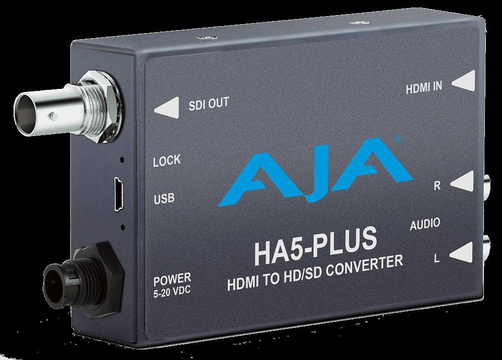 AJA HA5 Plus