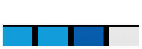 GoPro logo (white)