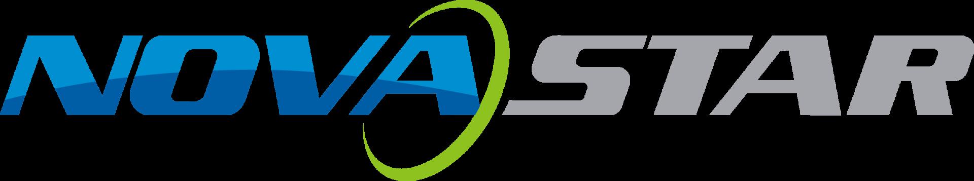 NovaStar logo (grey)