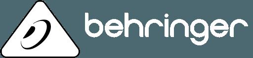 Behringer logo white