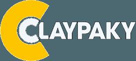 Claypaky logo white
