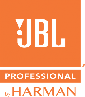 JBL & Harman logo orange