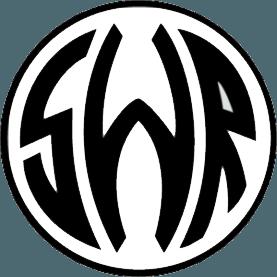 SWR logo black