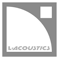 L-Acoustics logo grey
