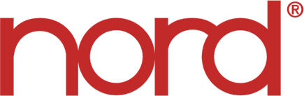 Nord logo red