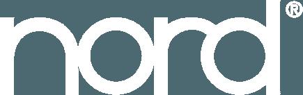 Nord logo white